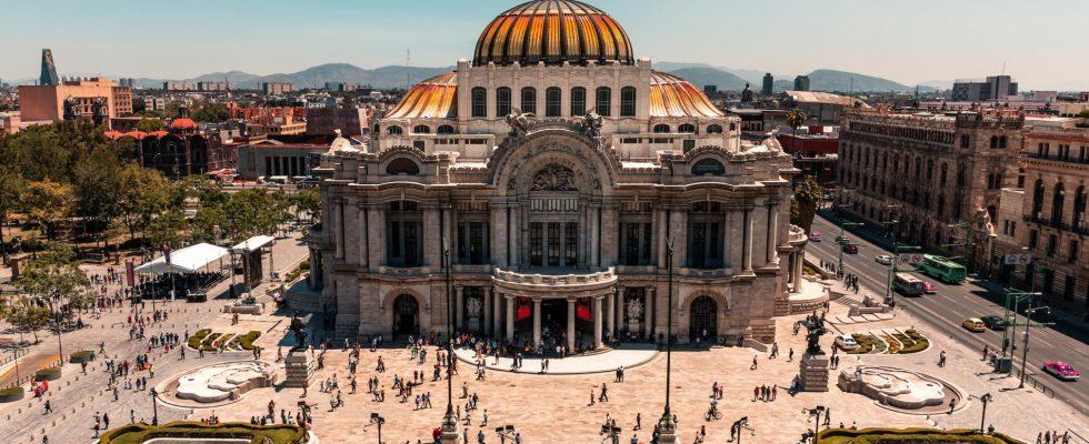Mexico City: poznejte Distrito Federal 1