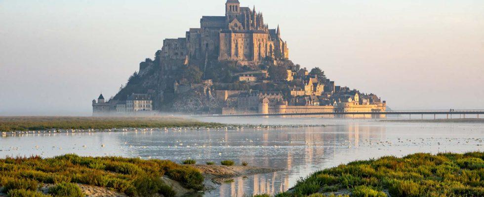 Hlavní atrakce francouzské Normandie 1