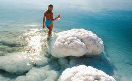 Navštívit Mrtvé moře z Izraele nebo z Jordánska? 6