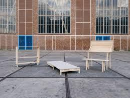 Nest - minimalistický holandský nábytek vhodný do podnájmu 1