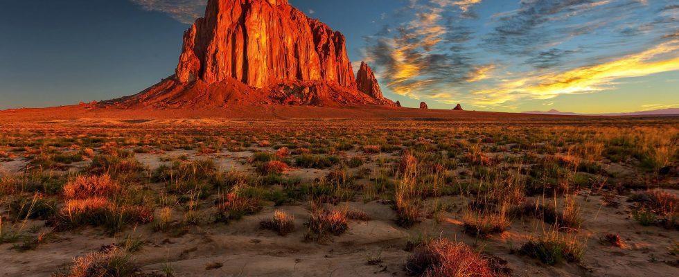 Nové Mexiko - tajemný jih Spojených států 1