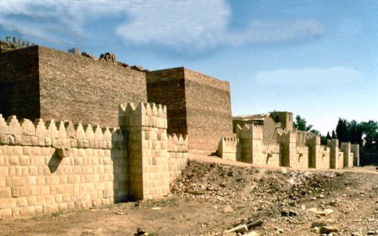 Nová studie odhalila, co přineslo pád mocné Asyrské říše 1