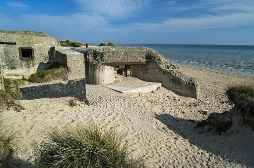 Válečné památky Normandie 1