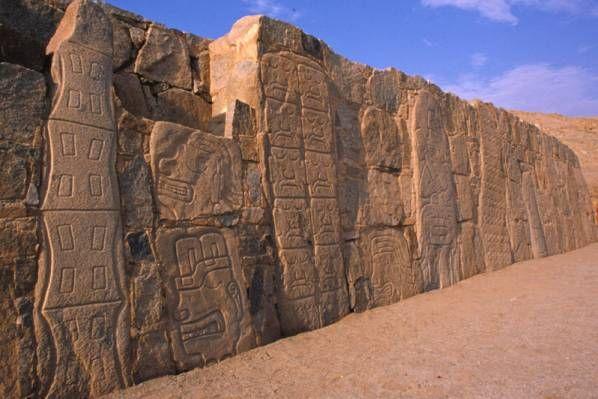 Pyramida v Peru vydala svědectví o dávných lidských obětech 1