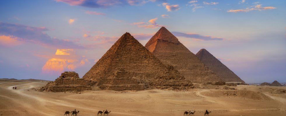Několik málo známých faktů o starověkém Egyptě 1
