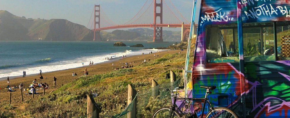 Po stopách hippies v San Franciscu 1