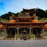 Chrámy na Taiwanu 2