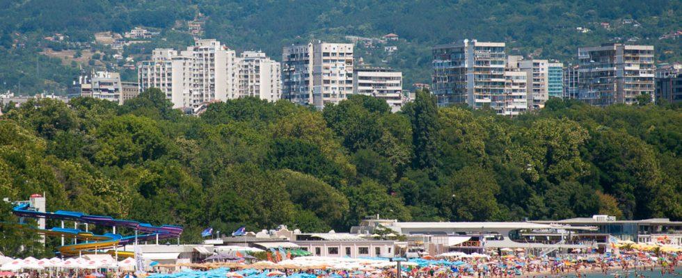 Pobřeží Černého moře a Varna 1