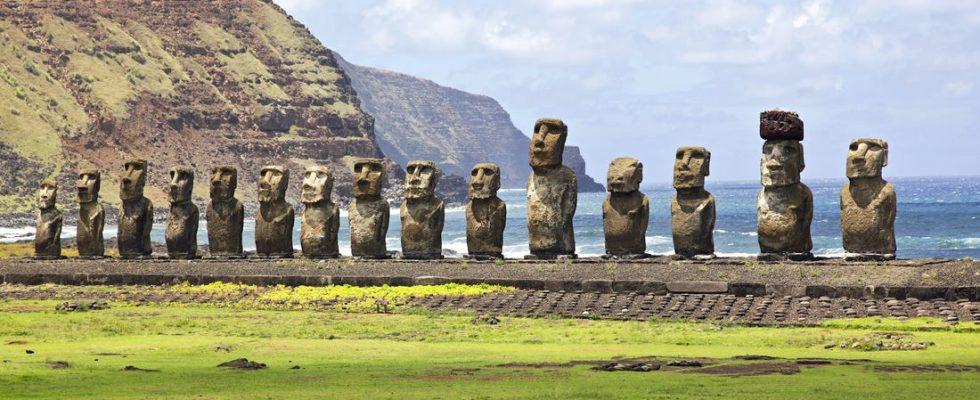 Velikonoční ostrov - Rapa Nui 1