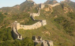 Velká čínská zeď 8
