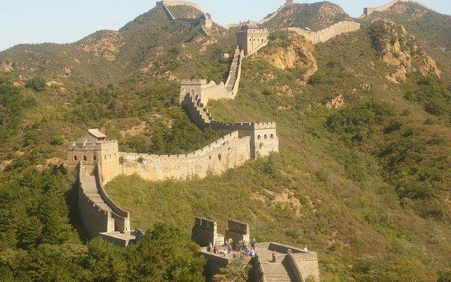 Velká čínská zeď 1