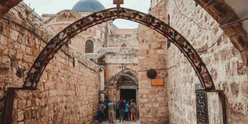 Hlavní atrakce Jeruzaléma 1