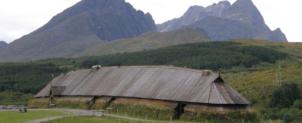 Jak to vypadalo ve vikinském domě 1