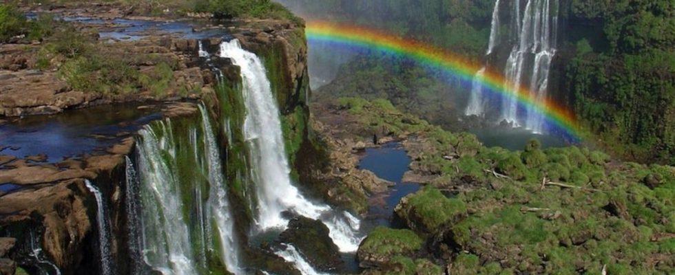 Nejkrásnější vodopády světa 1
