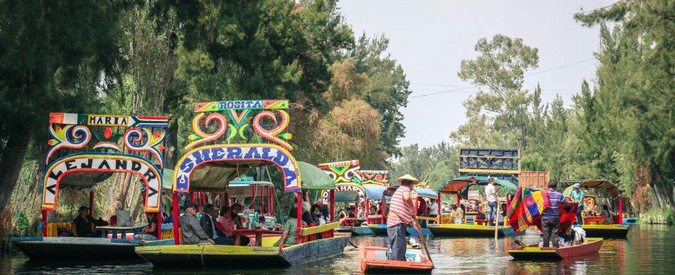 Nejpodivnější místa v Mexico City 1