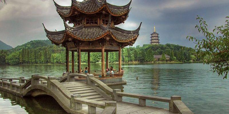 Chang-čou a Západní jezero 1
