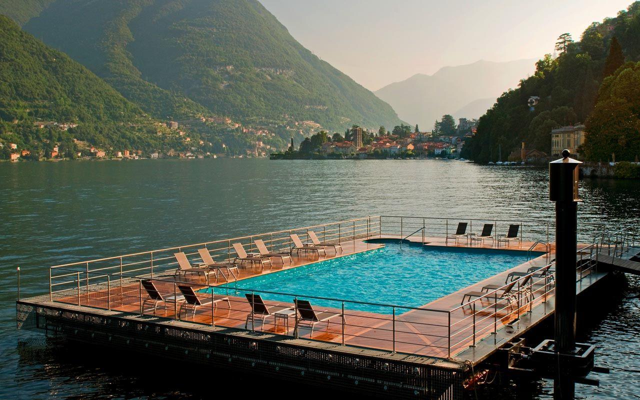 Nejkrásnější italská jezera 2