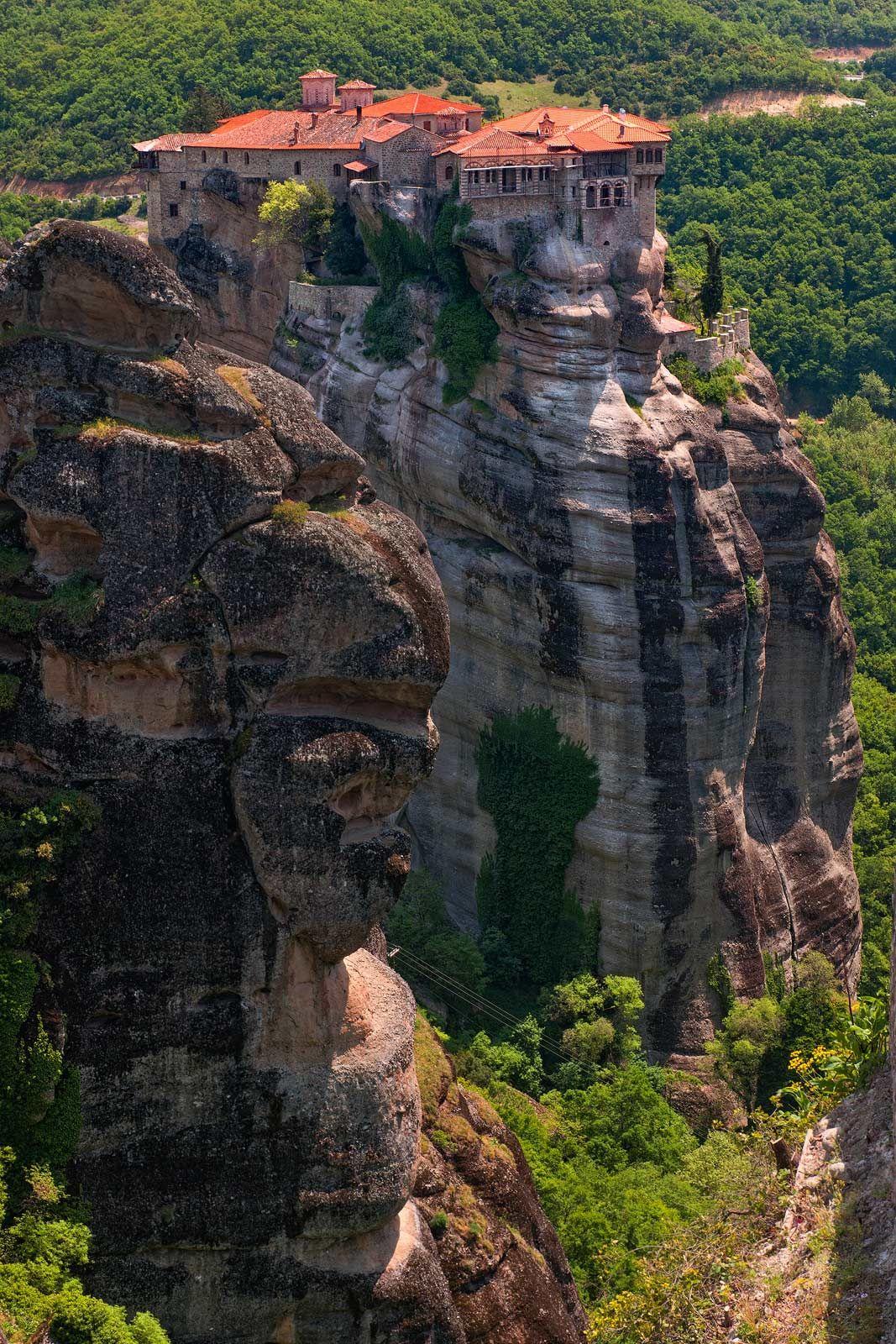 Meteora: kláštery v oblacích 3