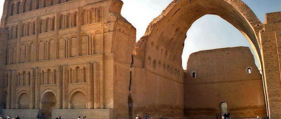 Historické lokality v Iráku 1