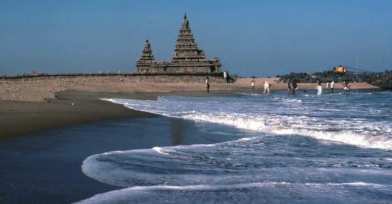 Potopené starověké chrámy u pobřeží Indie 1
