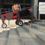UV dezinfekční robot pro kanceláře a komerční prostory 3
