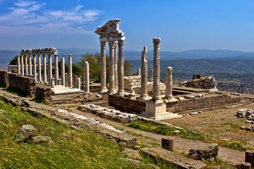 Hlavní atrakce turecké Bergamy a severní egejské oblasti 1