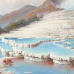 Bílé terasy - ztracený přírodní div Nového Zélandu 6