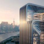 Architekti plánují nejzelenější budovu Šanghaje 2