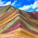 Výstup na Duhovou horu v Peru 5
