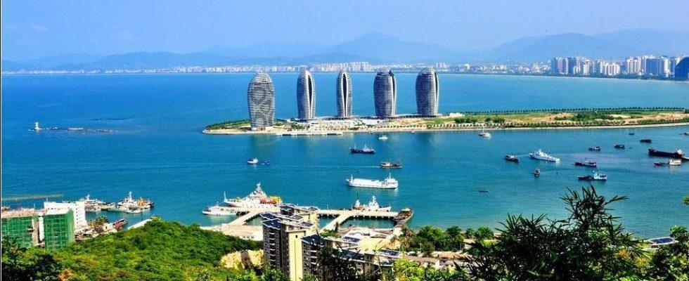 Chaj-nan: tropická dobrodružství v Číně 1