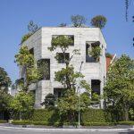 House for Trees – dům, kterým prorůstají stromy 2