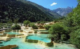 Úžasná vápencová rezervace Chuang-lung v Číně 5