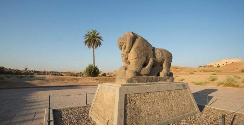 Turistické atrakce Iráku 1