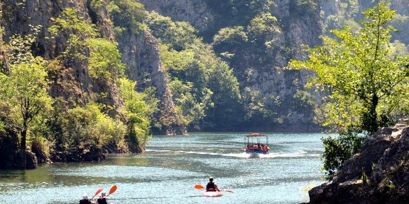 Severní Makedonie: přírodní rezervace Jasen 1