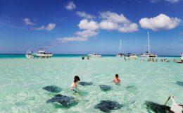 Nejlepší místa pro potápění na Kajmanských ostrovech 1