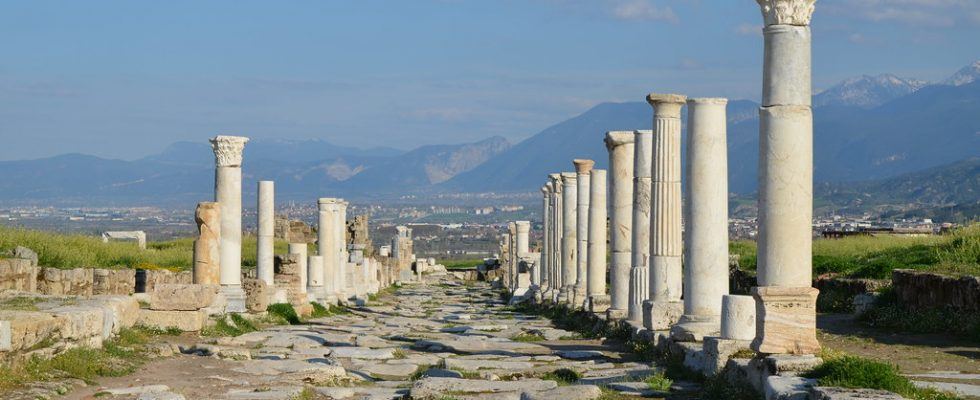 Návštěva turecké Laodikeie 1