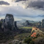 Meteora: kláštery v oblacích 4