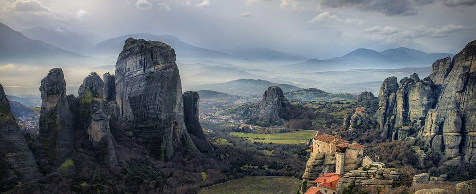 Meteora: kláštery v oblacích 1