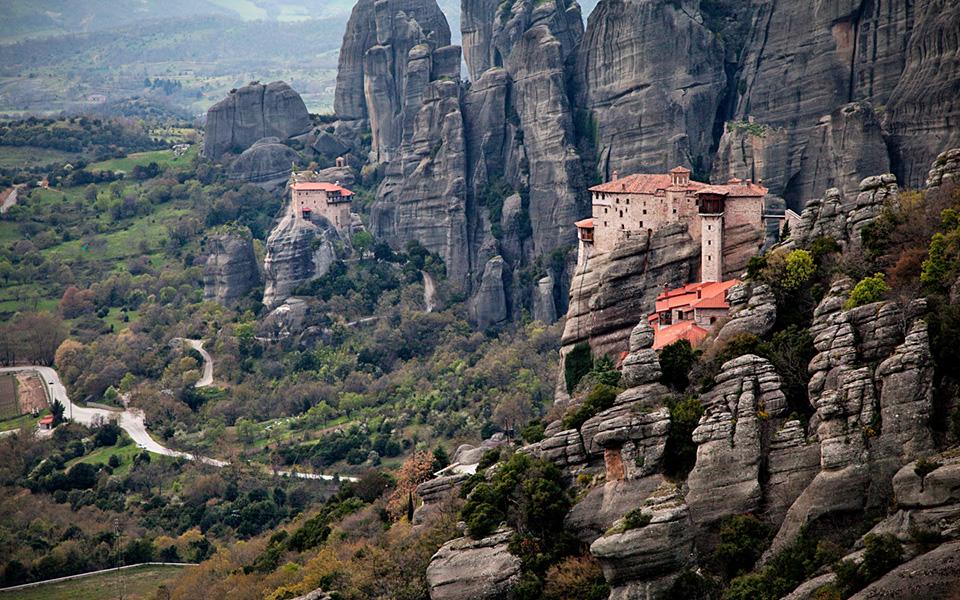 Meteora: kláštery v oblacích 2