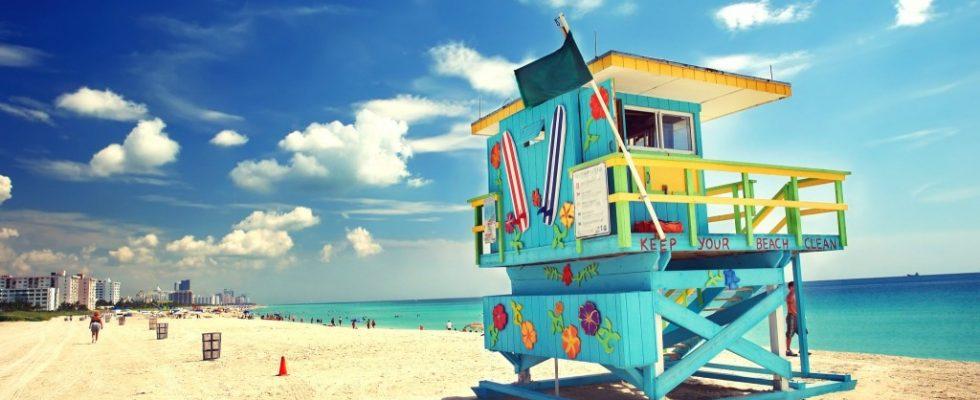 Florida a její atrakce 1