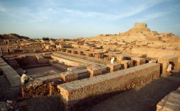 Harappská kultura je starší než starověký Egypt a Mezopotámie 6