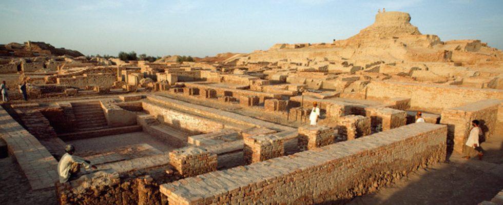 Harappská kultura je starší než starověký Egypt a Mezopotámie 1