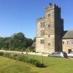 Strašidelný hrad Pengersick v britském Cornwallu 4