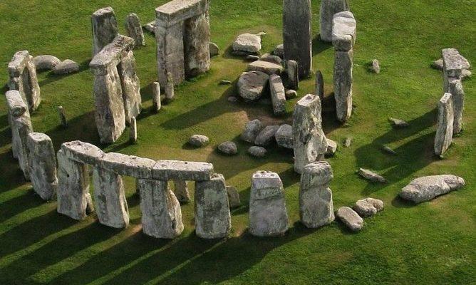 Některé záhadné archeologické nálezy z celého světa 1