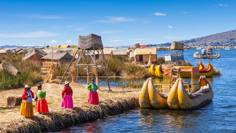 Hlavní turistické atrakce Peru 2