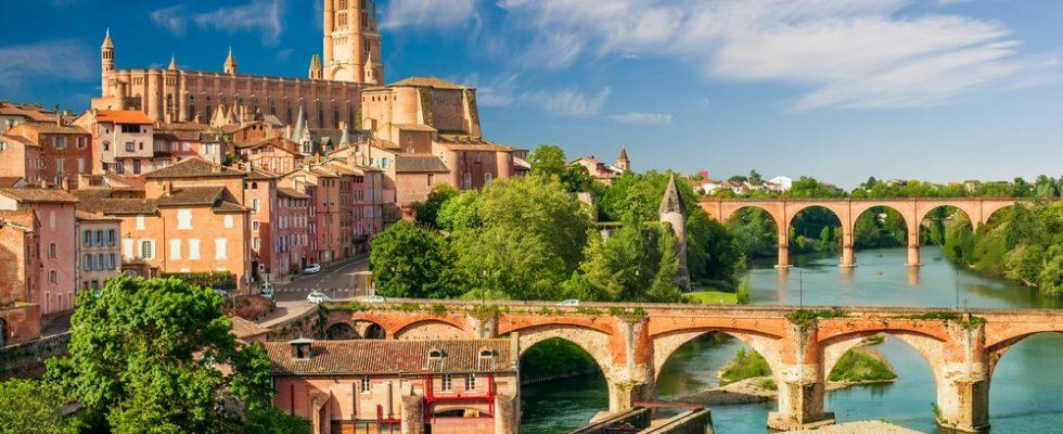 Toulouse - historie i letectví 1