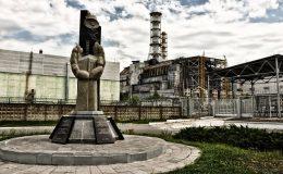 Černobyl a tajemný černý pták 1