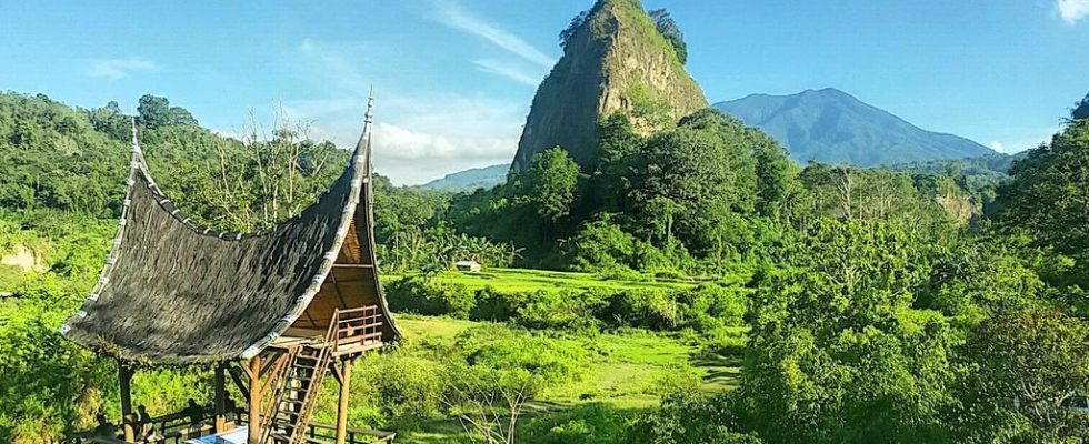 Návštěva jižní Sumatry 1
