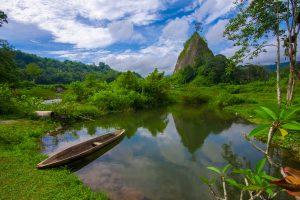 Návštěva jižní Sumatry 2