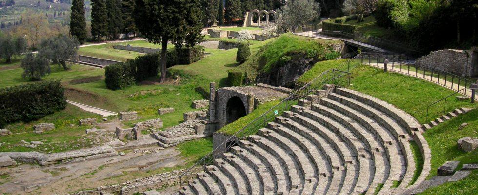 Archeologové nalezli starověký etruský chrám, kde kněží věštili z blesků 1
